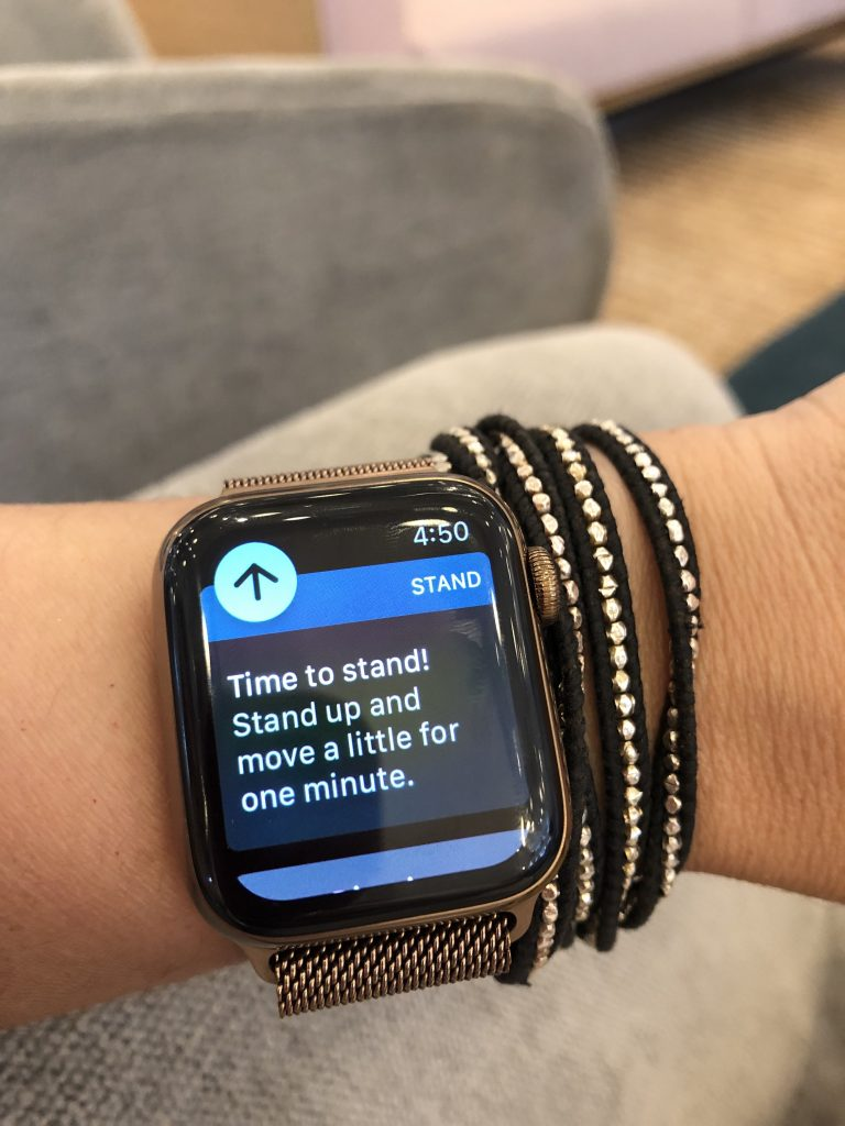 How Apple Watch 4 is helping me be healthier, more mindful and more active | coolmomtech