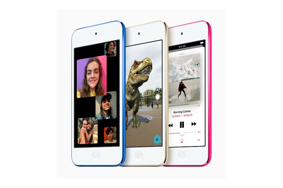 What you need to know about the new iPod touch. Yes, you read that correctly.