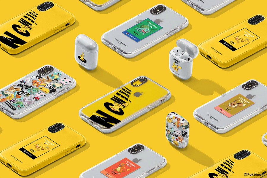 Holy Pikachu! CASETIFY is launching Pokémon cases.