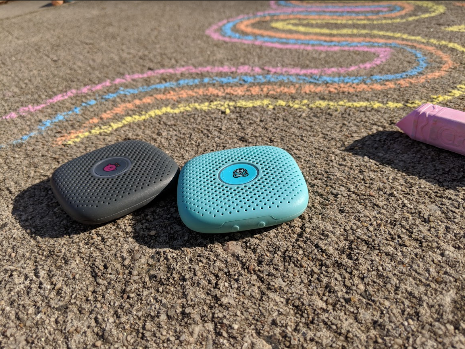 Relay is a screen-free smartphone alternative for kids that's durable enough for summer fun | sponsor