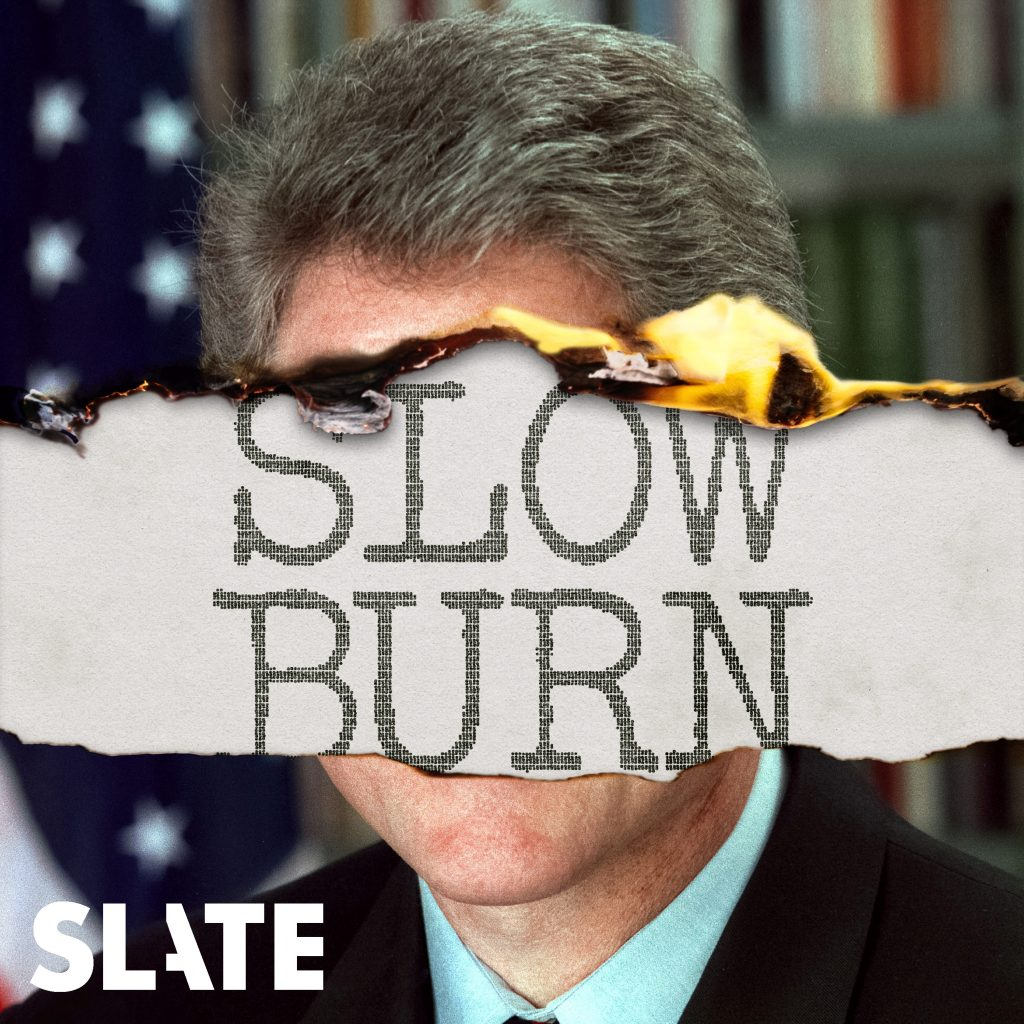 5 podcasts we liked this month: Slow Burn