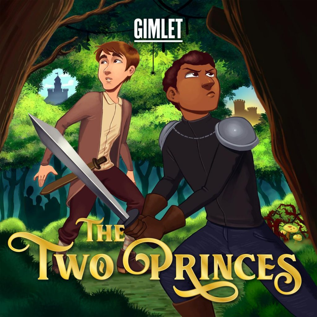 The Two Princes: A new LGBTQ+ podcast from Gimlet