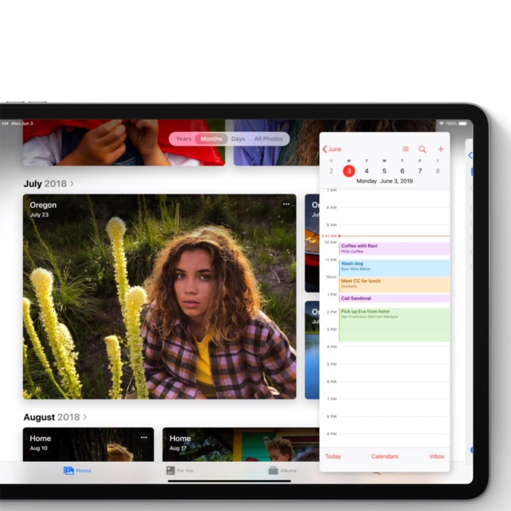 apple iPadOS preview: new features that parents will care about like split view and easier photo searching | cool mom tech