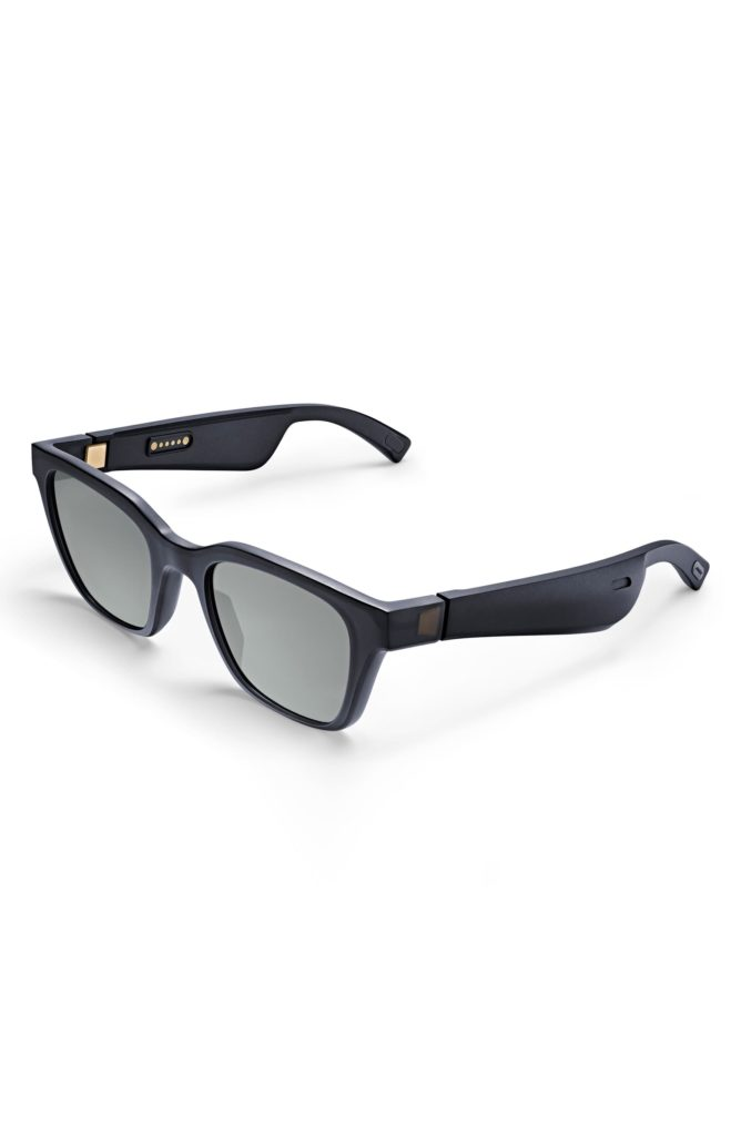Bose audio frames sunglasses