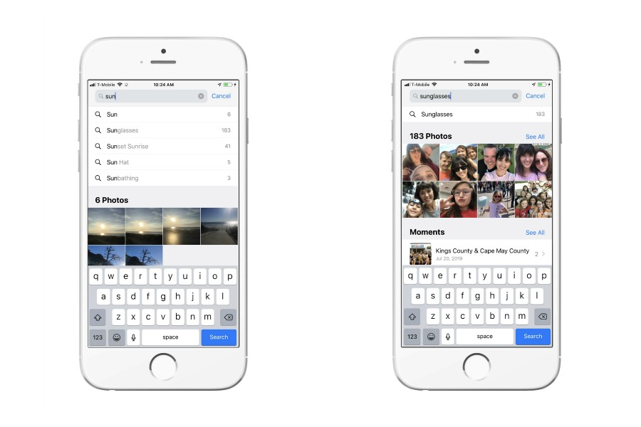 iPhone trick: How to search your photos quickly using multi-keyword search