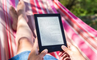 How to set up a family account for your Kindle library. Yay for sharing books!
