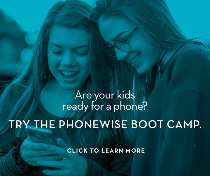 PhoneWise: Keep your kids safer on their smartphones