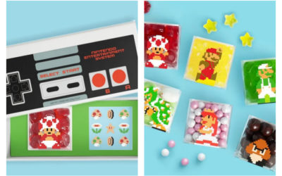 Sugarfina x Nintendo makes the tastiest gift for the gamer in your life