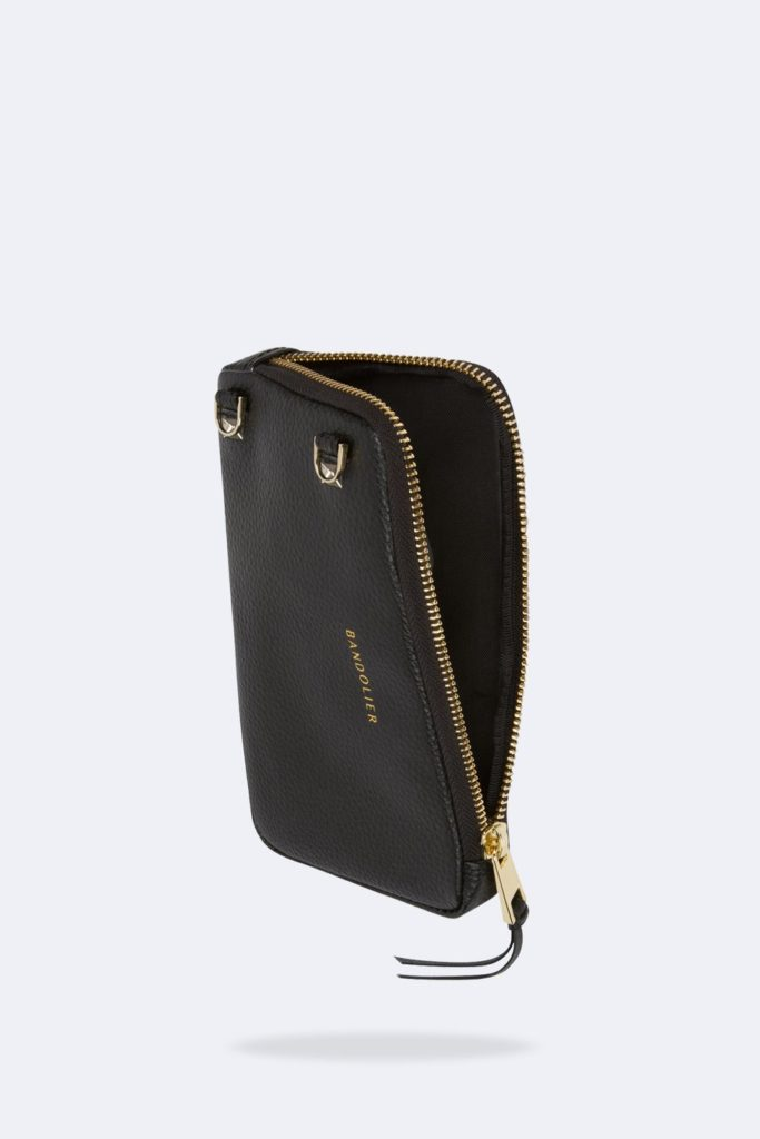 The Bandolier zip pouch let's you carry a little more than just your phone over your shoulder