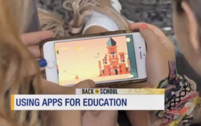 5 of our favorite, fun educational apps to get elementary students excited about learning this year.