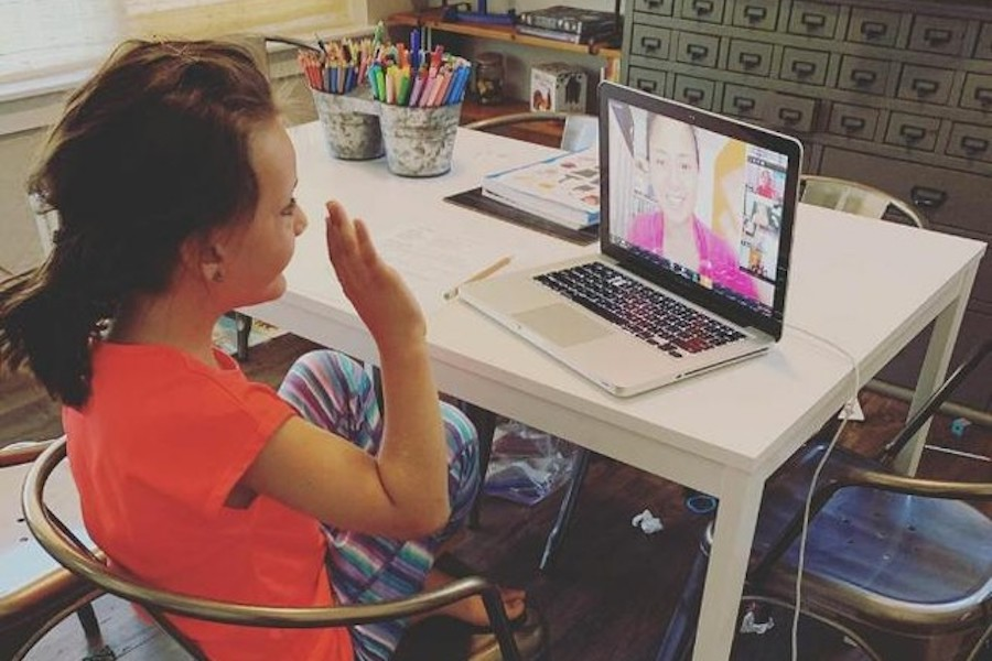 Outschool: Real-time, teacher-led courses for kids…from home.