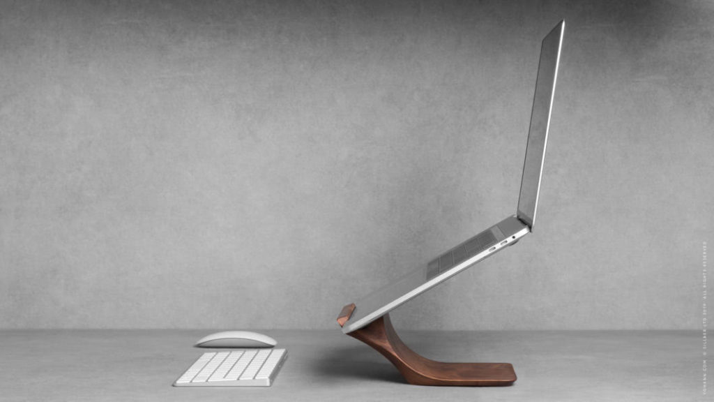 Gorgeous Yohann Macbook stand