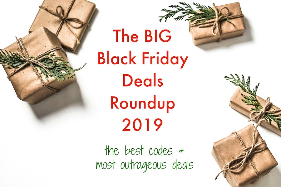 The big Black Friday tech deals roundup: The best codes and most outrageous deals