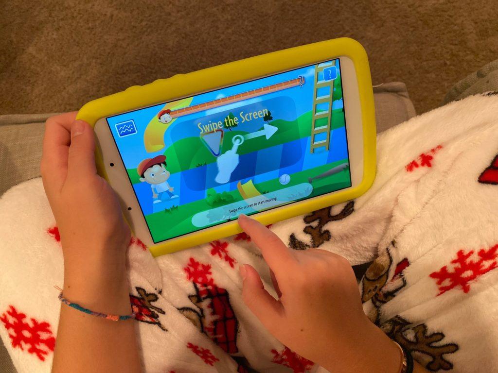 Samsung Kids tablet | sponsor