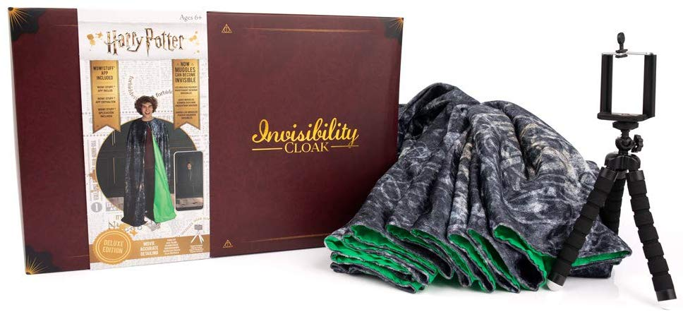 Cool tech toys and gifts for kids: Harry Potter Invisibility Cloak