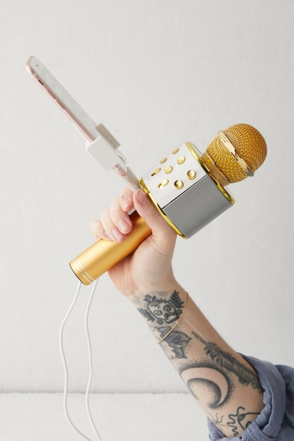 Holiday tech gift guide: Cool gifts for teens - Karaoke microphone