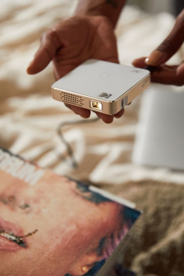 Holiday tech gift guide: Cool gifts for teens - Kodak pocket projector