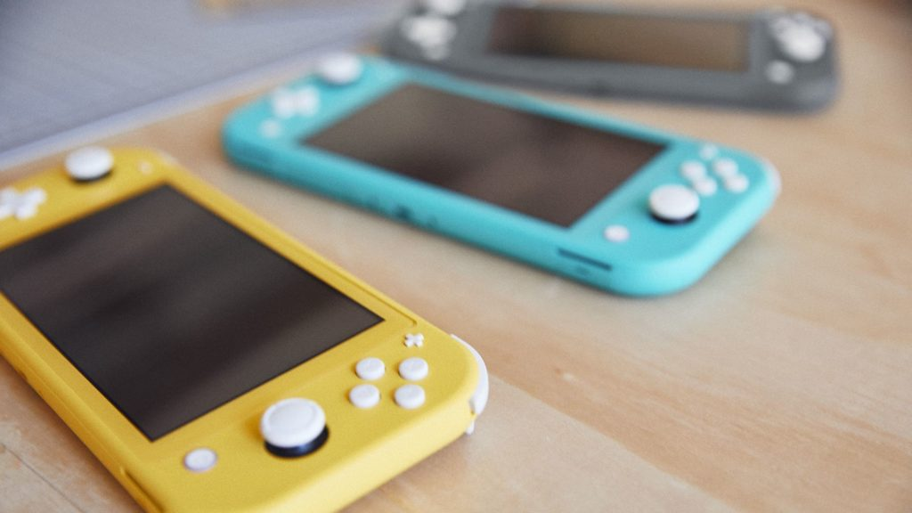 Holiday tech gift guide: Cool teen gifts - Nintendo Switch lite