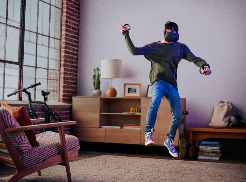 Tech gifts for teens: Oculus Quest