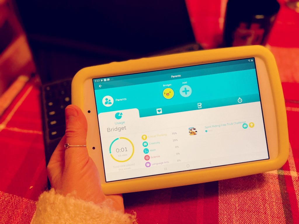 Samsung Kids tablet has a suite of parental controls | sponsored