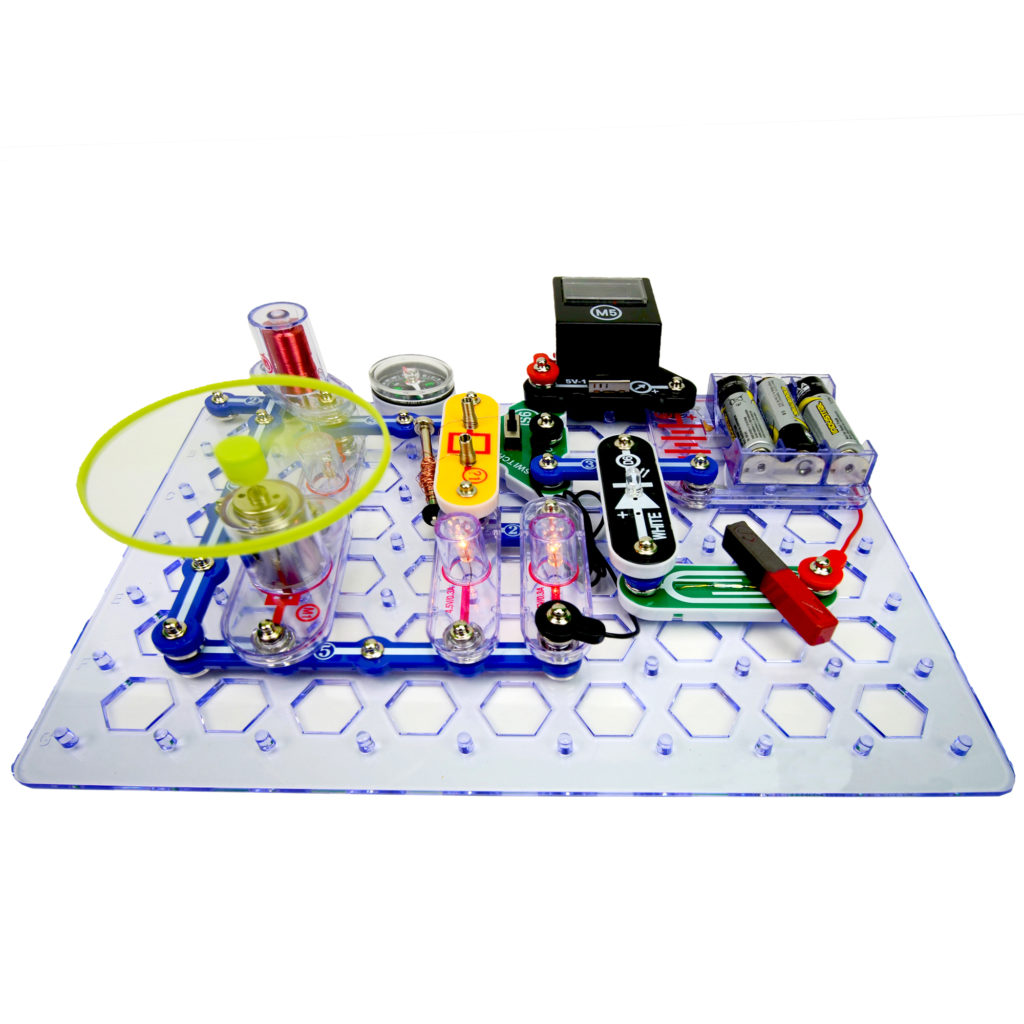 Seriously STEM Award winning toys: Snap Circuits STEM kit wins for engineering