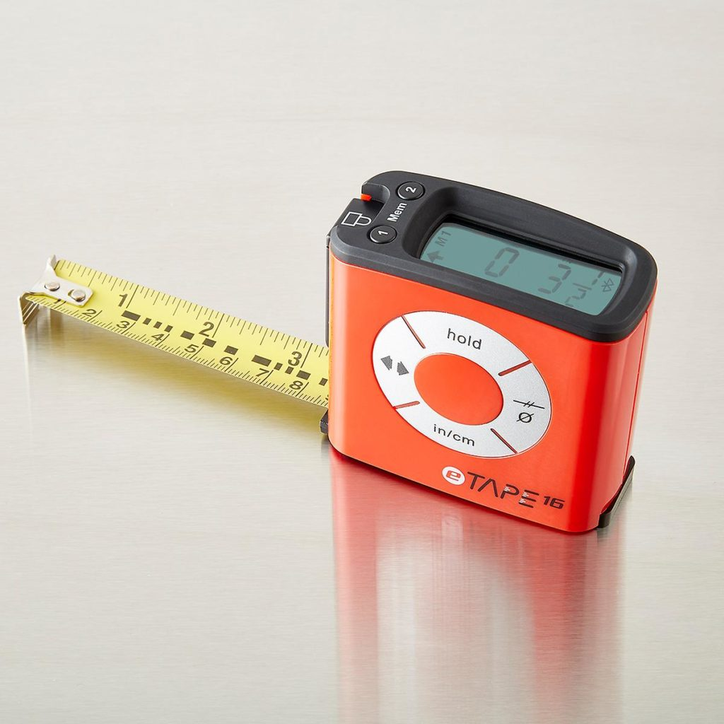 Practical Tech Gifts: Digital Tape Measure