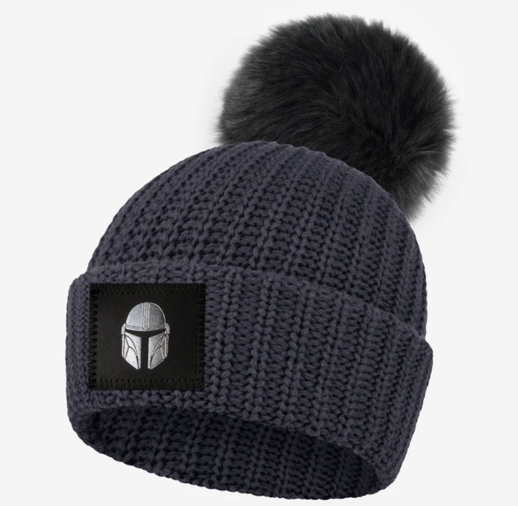 The Mandalorian beanie by Love Your Melon