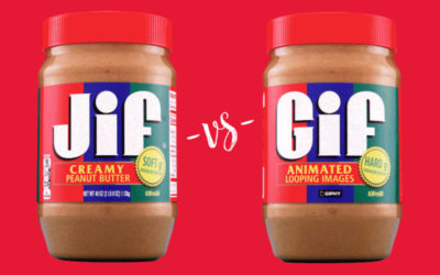 JIF vs GIF: How the peanut butter is trying to end the pronunciation debate for once and for all.