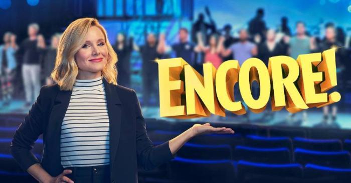 Encore on Disney+