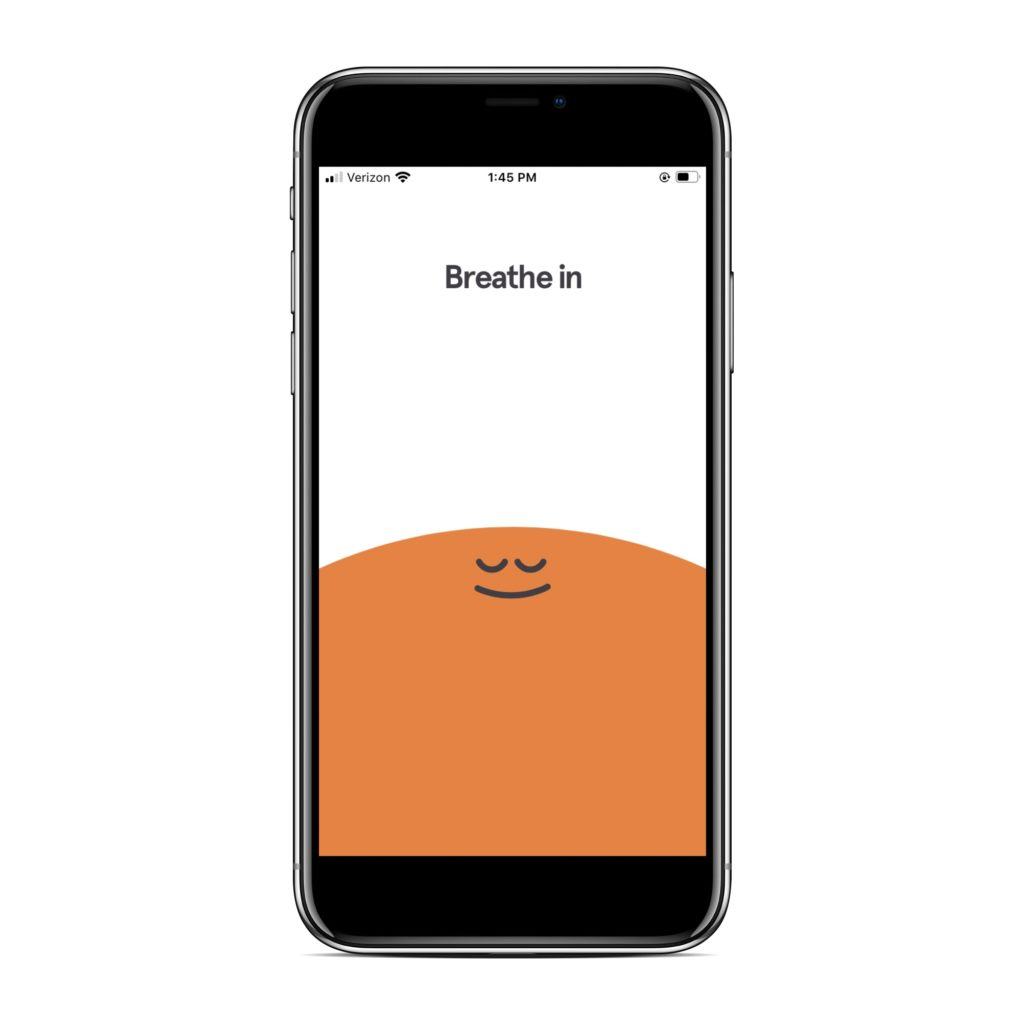 Meditation apps: Headspace