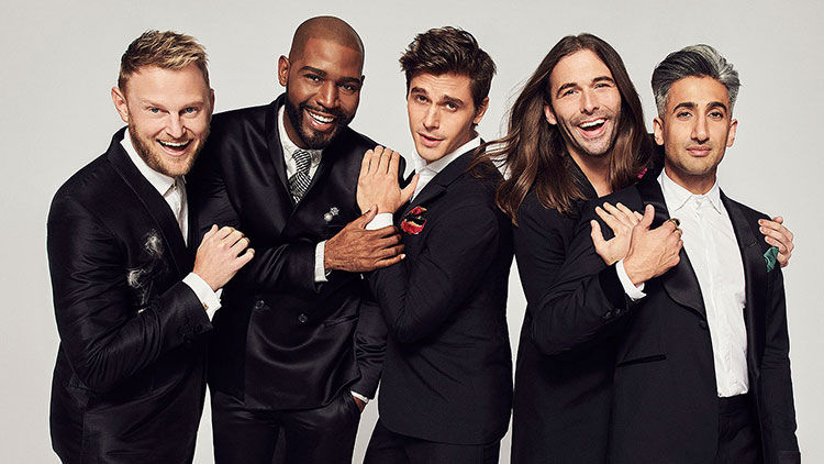 8 shows to binge watch right now | queer eye