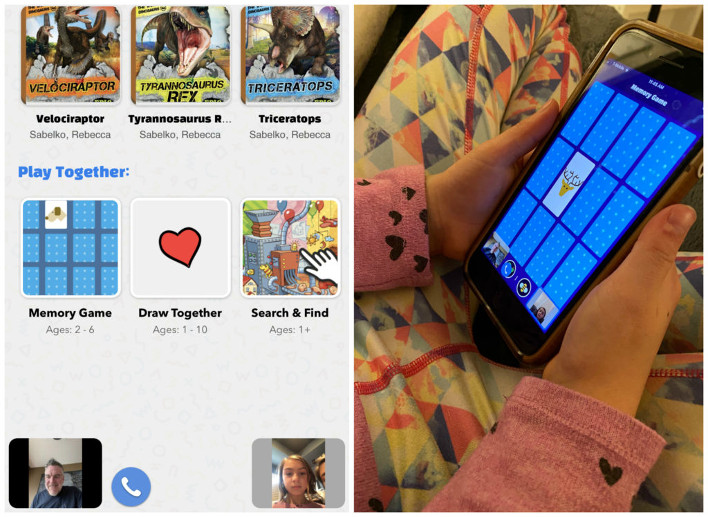 Use the Together app to connect your kids with faraway friends and family | sponsor
