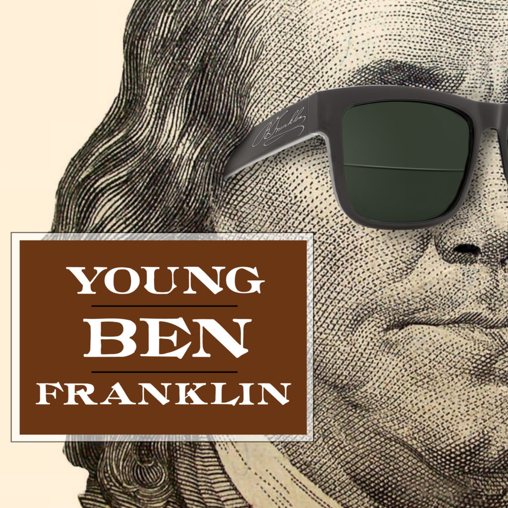 15 awesome podcasts for kids: Young Ben Franklin