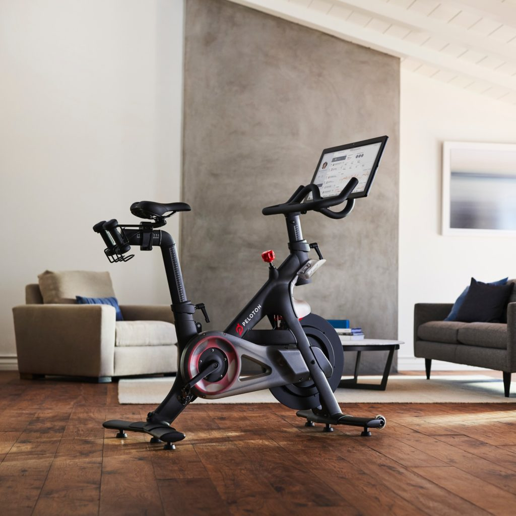 Mother's Day Tech Gifts: Peloton bike