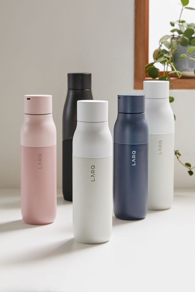 Mother's Day tech gifts: Self-cleaning water bottle by Larq