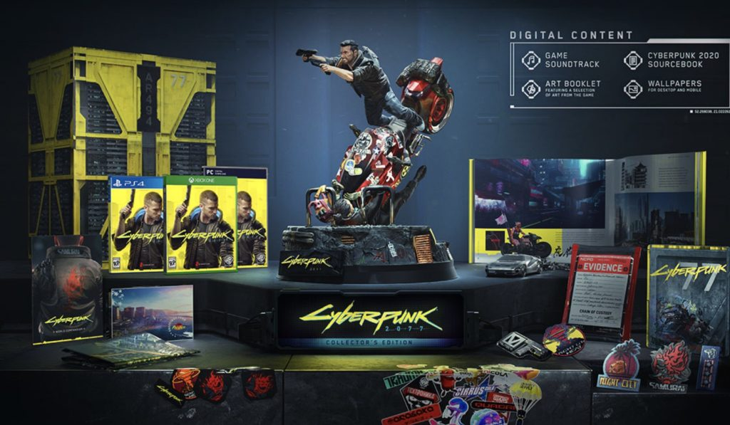 Father's Day gifts for gamers: Cyberpunk 2077