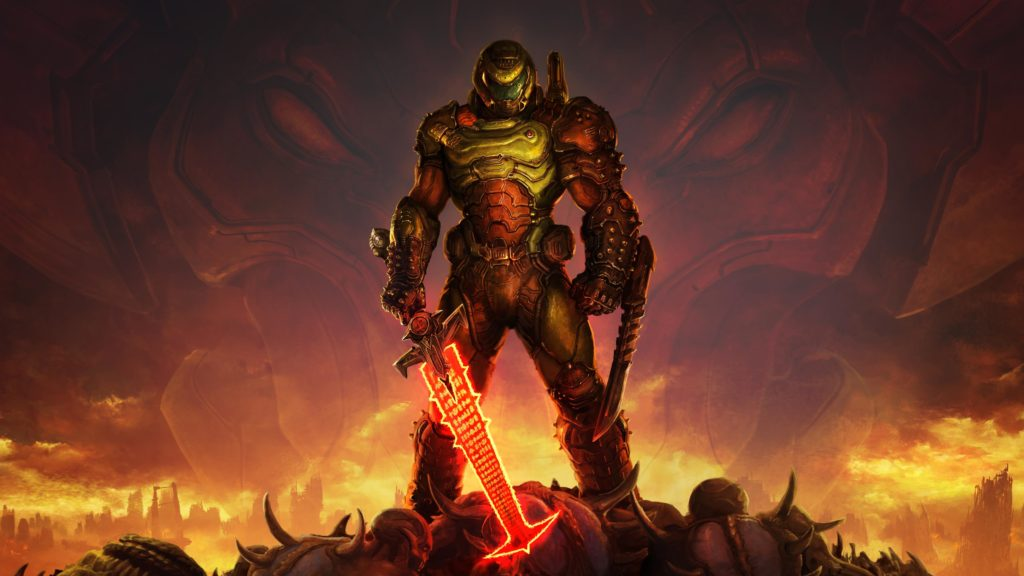 Father's Day gifts for gamers: Doom Eternal