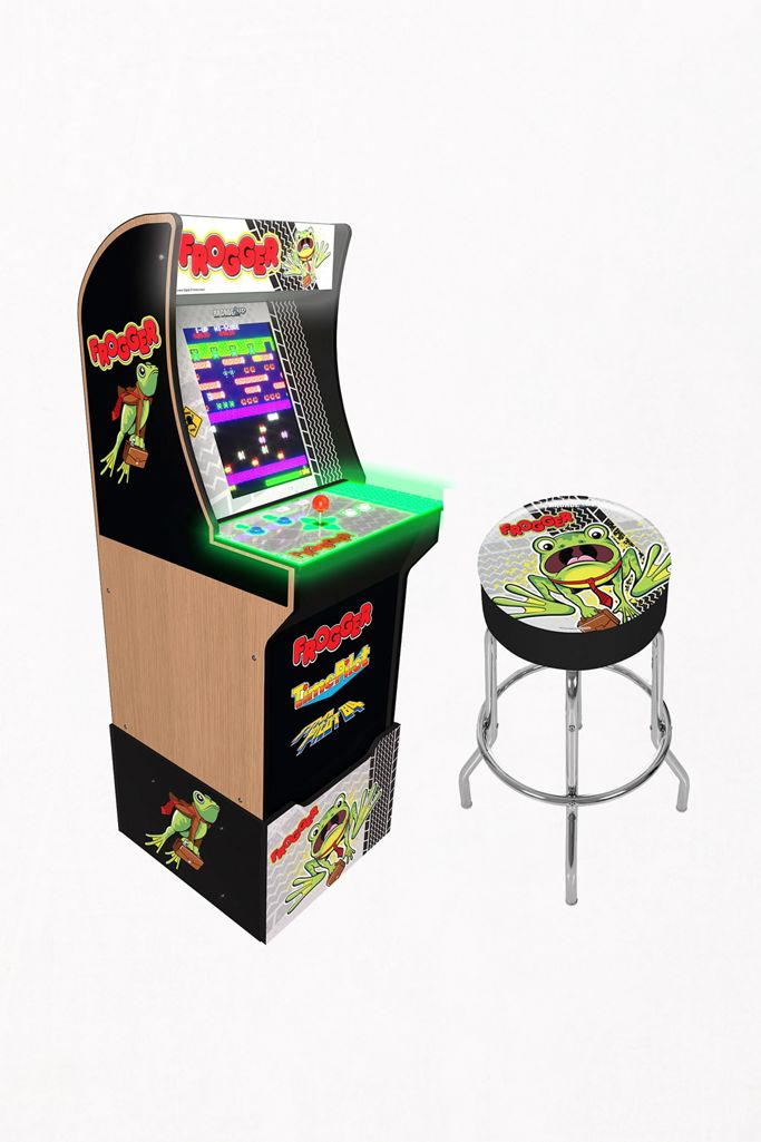 Father's Day gifts for gamers: Frogger arcade game