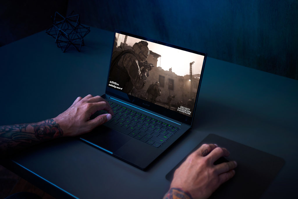 Father's Day gifts for gamers: Razer Stealth 13 laptop