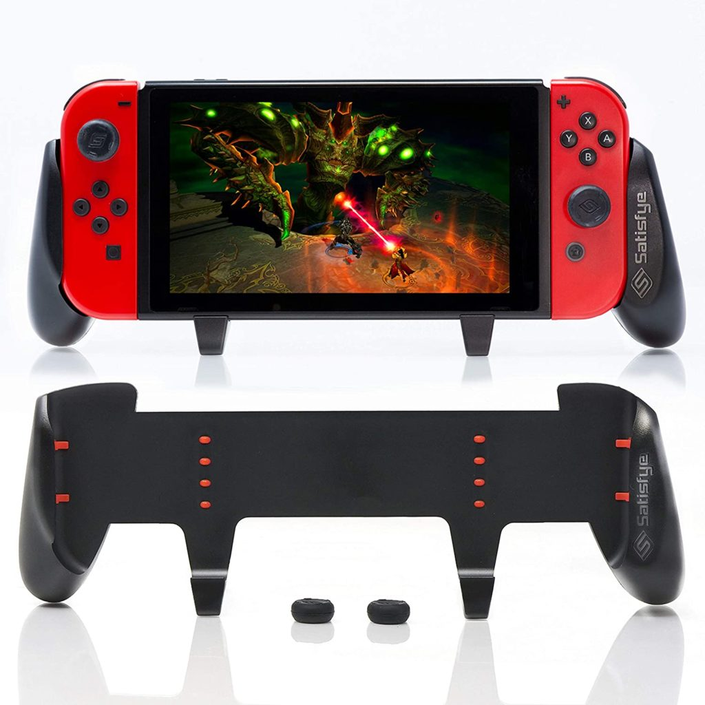 Father's Day gifts for gamers: Nintendo Switch zengrip