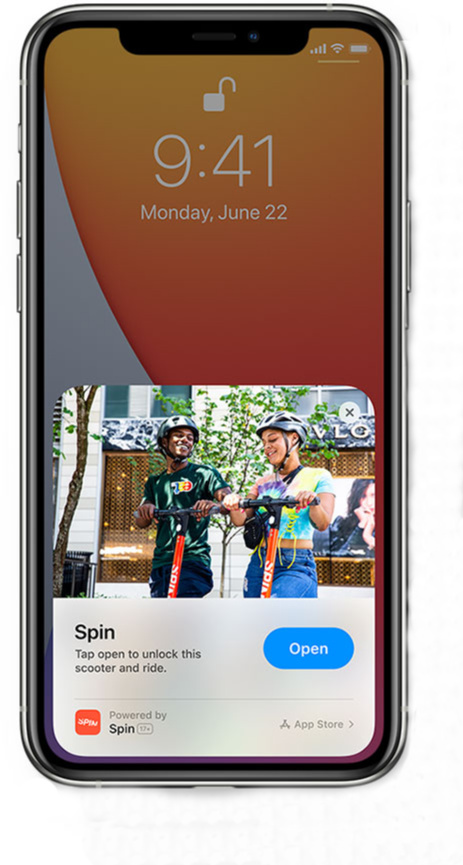 Our favorite new features of iOS 14: These App Clips help you save data and time