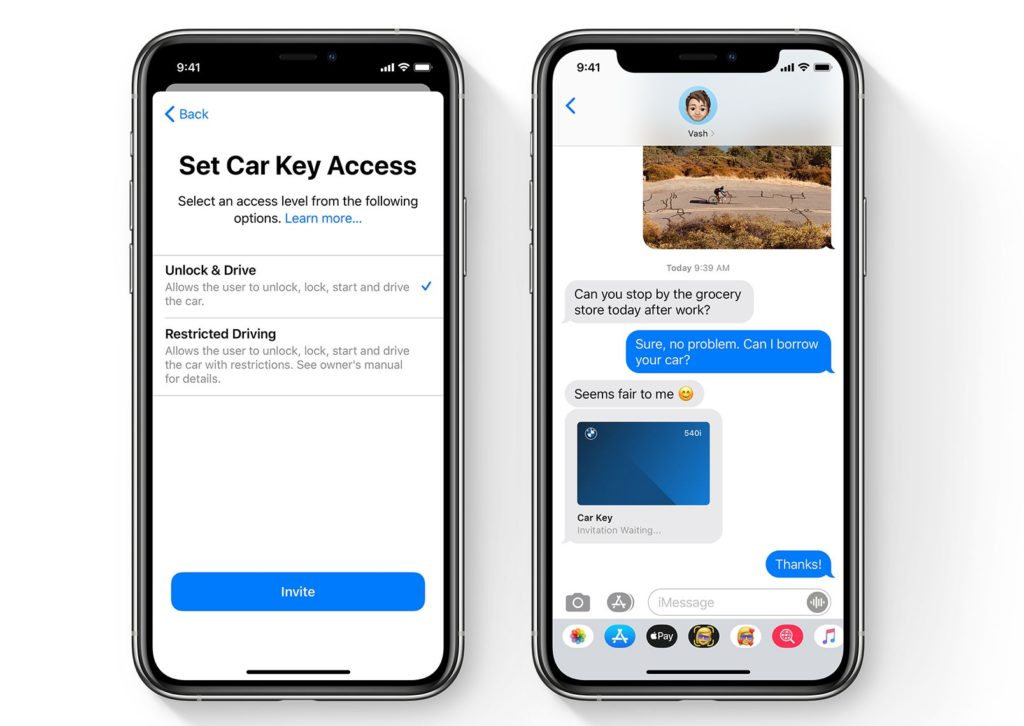 11 cool features we're looking forward to in the new iOS 14: Car Keys lets you loan your car right over your iPhone