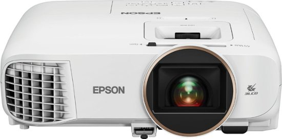 Home projectors for backyard movie nights: The Epson Home Cinema 2150 is perfect for hosting big crowds.