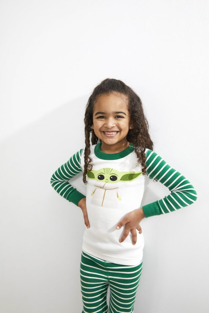 We can't seem to pick a favorite style for these Baby Yoda pajamas from Hanna Andersson.