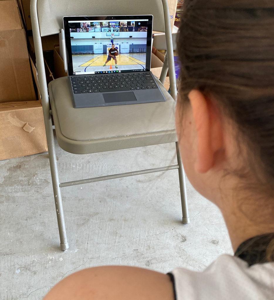 Virtual summer camps: Warriors Basketball Academy Virtual Basketball Camp