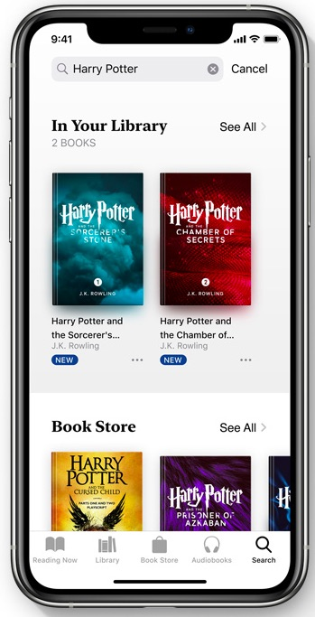 Apple books app to help upper elementary and middle school students learn to read more