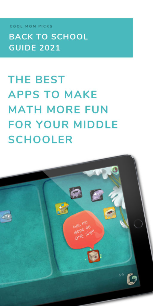 10 of the best math apps to make math more fun for your middle schooler