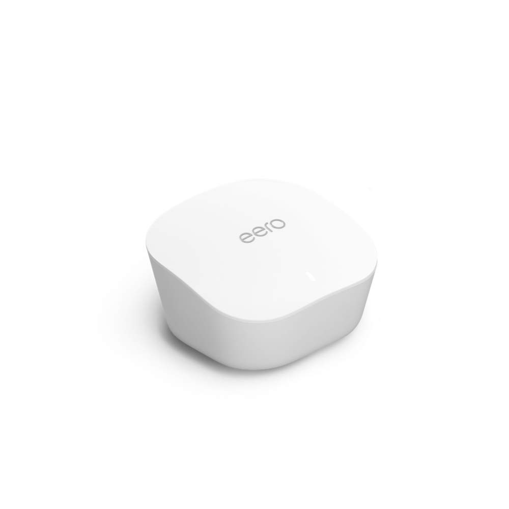 How to boost your home Wifi: This Eero mesh-networking kit works with Alexa.