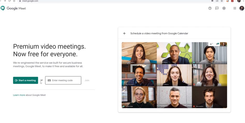 Best G-suite tutorials for online learning: How to Use Google Meet from Kevin Stratvert