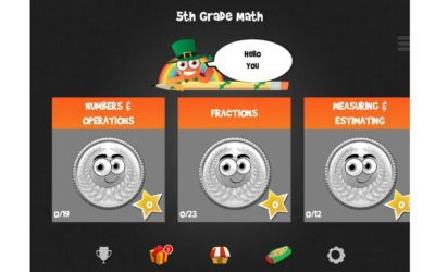 10 of the smartest and most interesting math apps for upper elementary and middle school kids